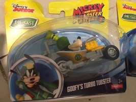 Disney Mickey and the Roadster Racers Goofy's Turbo Tubster Halloween Sale - $16.82