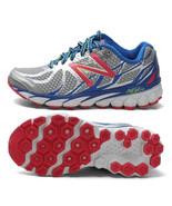 New Balance W3190SB1 Women's Lightweight Running Shoes 3190, Silver/Blue... - $49.99