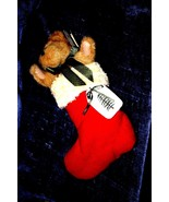 """Boyds Bears """"Wendell Woolbeary"""" #918110SM- 11"""" Bear in stocking- BBC Exc... - $39.99"""
