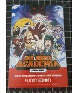 Promotional Card My Hero Academia anime series - $4.99
