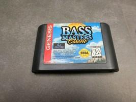 BASS Masters Classic: Pro Edition (Sega Genesis, 1996) - $6.19