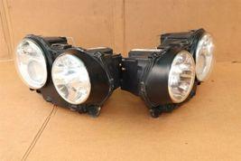 04-07 Jaguar XJ8 XJR VDP Headlight Lamp HID Xenon Set L&R POLISHED image 8