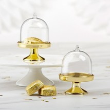 Small Bell Jar with Gold Base (2 Sets)  - $49.99