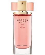 Estee Lauder Modern Muse Eau De Rouge EDT 1.7 oz 50 ml New in TST Box - $47.52