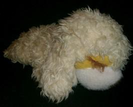 "14"" VINTAGE PUPPY DOG / LAMB SHEEP STUFFED ANIMAL FAIR TOY PLUSH HENRY'S... - $55.17"