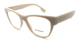 Burberry Rx Eyeglasses Frames BE 2301 3807 51-16-140 Beige Made in Italy - $176.40