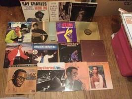 R&B Funk Soul Lot Vinyl LP Record Lot - Whitney Diana Ray Pearl Mowtown ... - $24.75