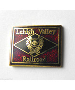 Lv Railway Lehigh Valley Railroad Logo Pin Badge 1 Inch - $4.85