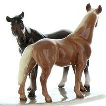 Hagen Renaker Specialty Horse Best Friends Grooming Ceramic Figurine image 12