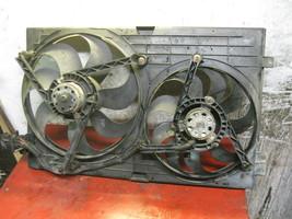 06 02 03 04 05 01 00 VW jetta oem 2.0 dual radiator cooling fan assembly - $49.49