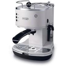 De'Longhi Icona Pump Espresso Machine (ECO310W) - White  - $336.59