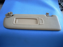 2013 BMW X6 LEFT SUN VISOR