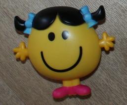 Mr Men Little Miss Single Toy Figure Little miss Tidy McDonald - $3.99