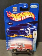 2003 Hot Wheels #72 HW Anime 3/5 - '68 Cougar - 57209 - $2.85