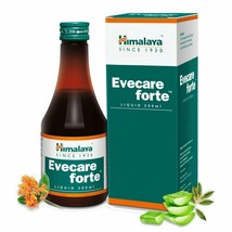 1x Himalaya Herbal Evecare FORTE Syrup 200ml MenoCare Pack of 1 Bottle - $13.57