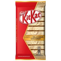 KitKat DELICIOUS COCONUT chocolate bars (no cool pack) FREE SHIPPING - $9.75