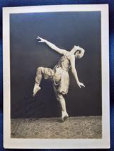 RARE Signed 1920s Photo Beulah Poynter Movie Star Author Arlington Studi... - $38.99