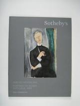 Sothebys 2013 Catalog Amedeo Modigliani Art Impressionniste French Dutil... - $18.69