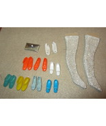 VINTAGE BARBIE FASHION ACCENTS / ACCESSORY PACK SEARS EXCLUSIVE - $199.50