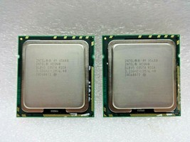 Lot of (2) Matched Pair Intel Xeon X5680 Server CPUs 6-Core 12MB Cache S... - $89.99