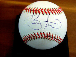 BRANDON LAIRD 2011 YANKEES ASTROS FIGHTERS MVP SIGNED AUTO ONL BASEBALL ... - $59.39