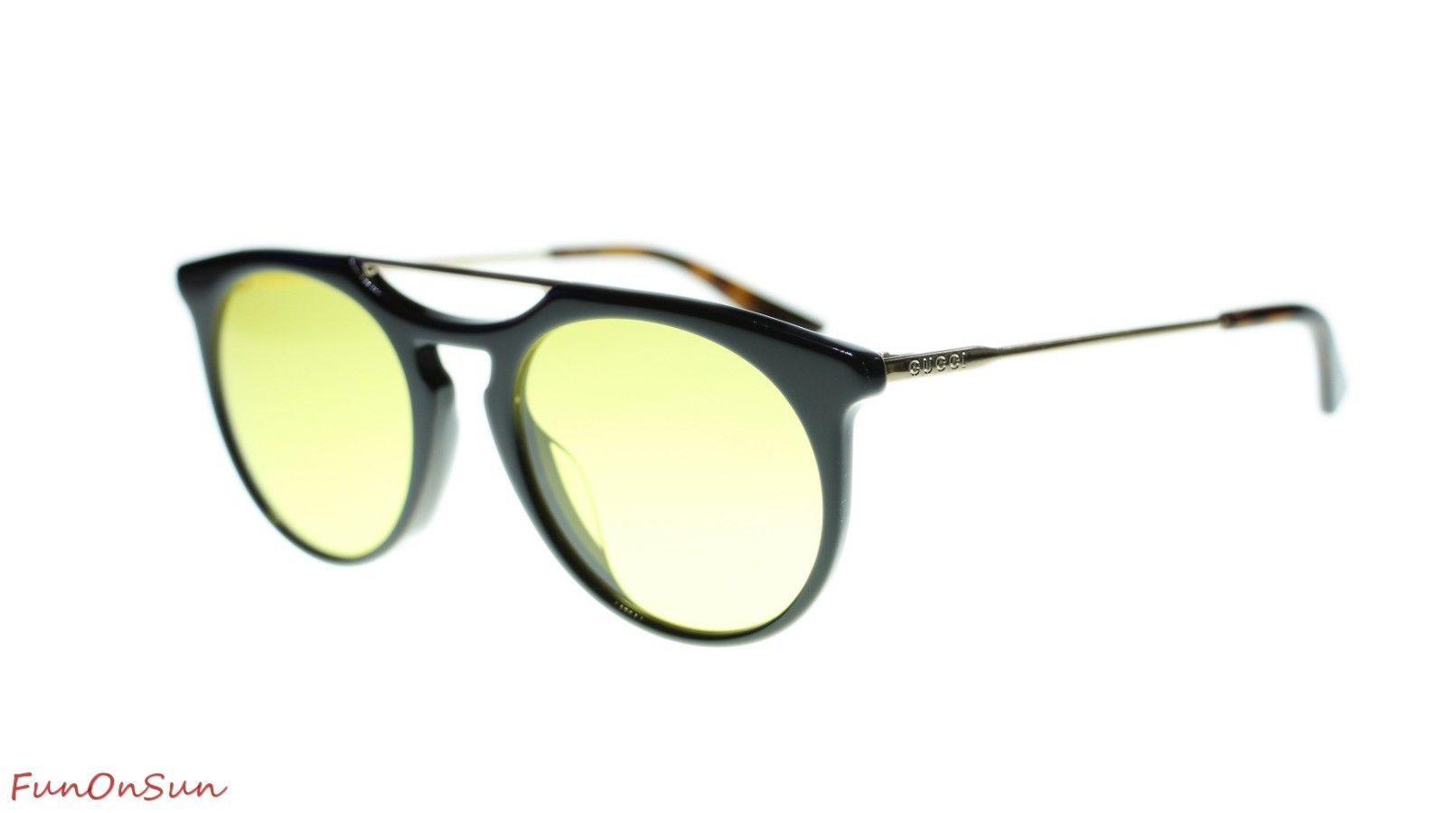 84fb4cb0b6 NEW Gucci Men Sunglasses GG0320S 002 Black and 50 similar items. 10