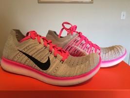 Nike Girls Junior Free RN Flyknit (GS) 834363 106 - $58.99