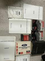 1987 Ford F-150 250 350 Bronco Truck Service Shop Repair Manual Set EWD ... - $247.18