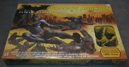 Batman Begins: Shadow Assault Board Game Mattel [NEW & SEALED] - $14.00