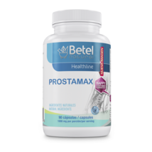 Premium Prostamax Healthy Prostate Capsules by Betel Natural - 90 Caps - $16.95