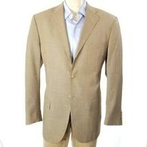 Polo Ralph Lauren Men's Blazer Sport Coat Wool Sz 44L Italy EUC - $87.99