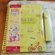 American Girl My Life Scrapbook - $14.03