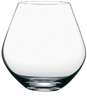 Circleware Concerto Stemless Wine Glasses Set of 4, 17.5 oz, Clear - $41.22