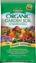 1 cu. ft.  VFGS1 Organic Vegetable and Flower Soil Other Weed Pest Control - $32.41