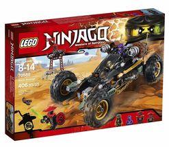 LEGO Ninjago Rock Roader Set 70589 [NEW] Building Set Masters of Spinjitzu - $65.55