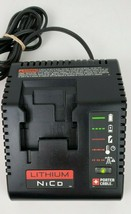 Porter Cable Charger Model PCMVC Type 2 10.8V - 18V Ni Cd 18 Volt Tested... - $19.57