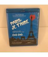 Paris, Je T'aime (Blu-ray Disc, 2008) - $1.97