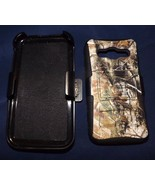 Galaxy Core Prime Heavy Duty Holster Phone Case - Hunter Camouflage - $9.49