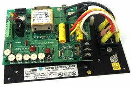 DANFOSS 176B6020 VARISPEED 2000 ELECTRONIC DRIVE MISSING MOUNTING SCREWS