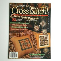 Cross Stitch Magazine October November 1994  #25 Japanese Princess  - $3.95