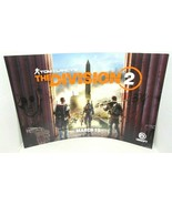 "TOM CLANCY'S THE DIVISION 2 - ADVERTISEMENT POSTER - 17-3/4"" X 25-3/4""  - $19.34"