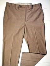 Lauren by Ralph Lauren tan plaid cotton dress pants size 32x32 - $59.95