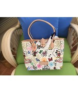 NWT/DISNEY/DOONEY & BOURKE SKETCHES/SECOND EDITION/CINDY TOTE - $400.00