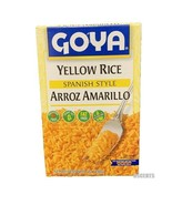 Goya Cuban Style Yellow Rice Arroz Amarillo Cholesterol Free Fat Free 7 ... - $7.32