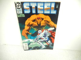 Vintage COMIC-DC COMICS- Steel # 5 June 1994- Good -L30 - $3.91