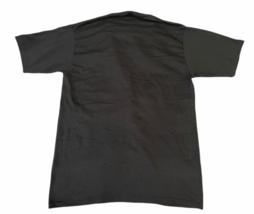 NEW Vintage Black Princeton University T-Shirt Jerzees Made in USA Ivy League L image 4