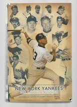 2006 NEW YORK YANKEES  Baseball MLB Media GUIDE - $3.39