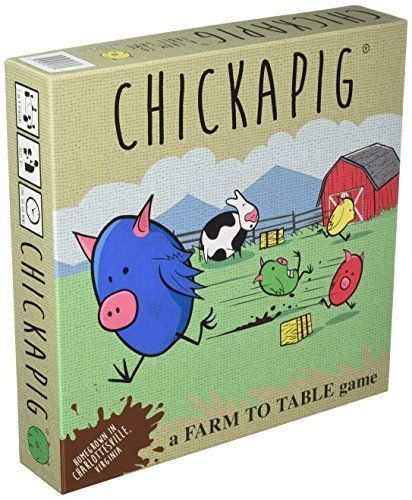 Chickapig a Farm to Table Board Game [New]