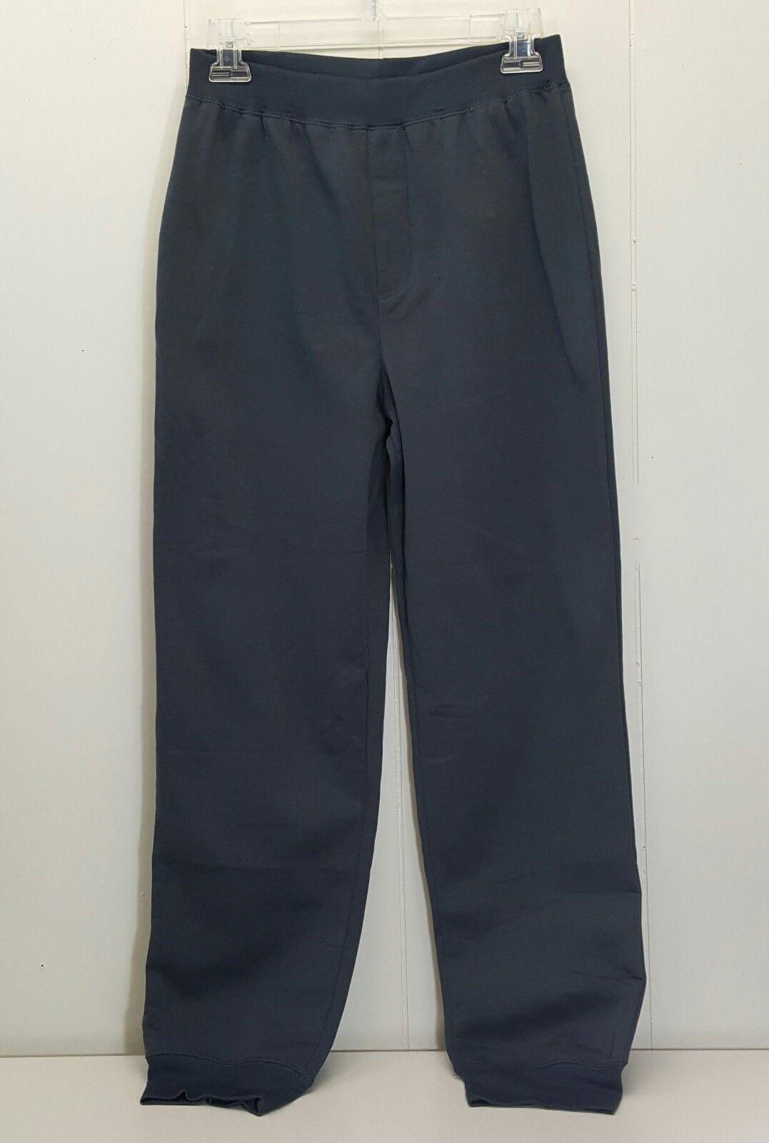 St Eve LARGE Pajama Set 3 Pc Born to Ride Shirt Pants NEW Red Gray Bear 14 16