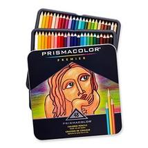 Prismacolor 3598T Premier Soft Core Colored Pencils, Soft, Thick Core Pe... - $27.51